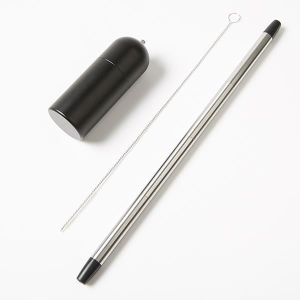 Foldable Reusable Straw Set