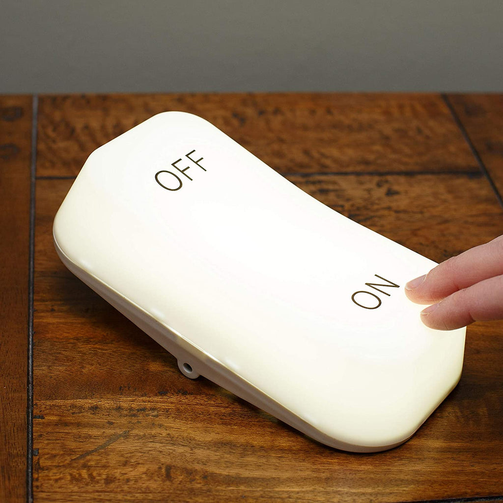 Giant On-Off Button Desk Light