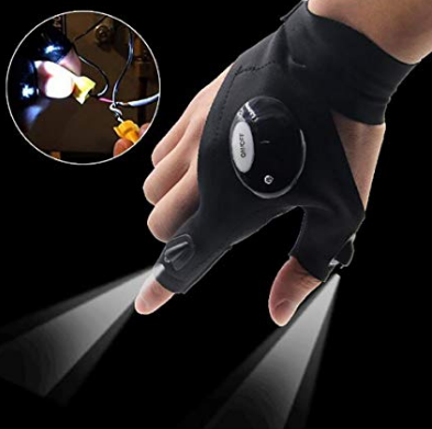 Handy Lit Up Glove (Left or Right Hand)