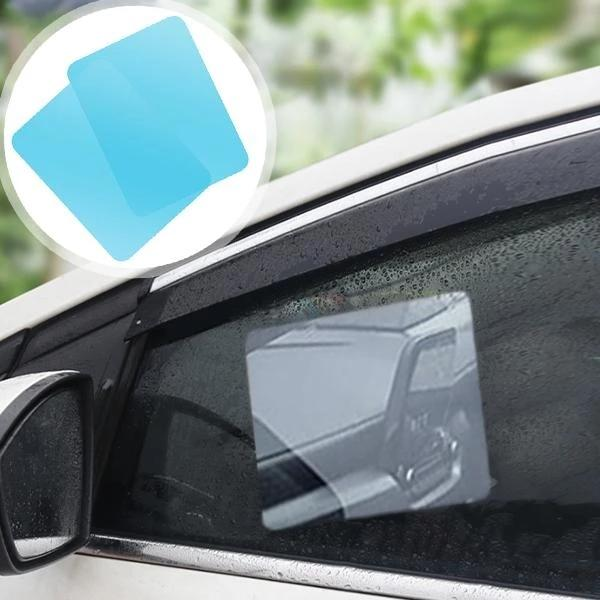 Rain and Fog Resistant Film For Cars (Set of 2)