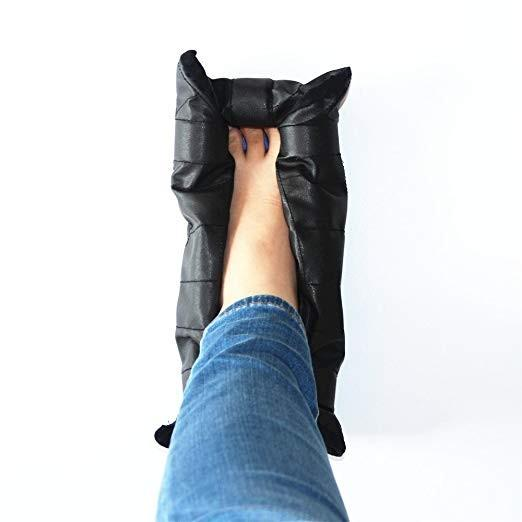 Reusable Step and Go Shoe Covers