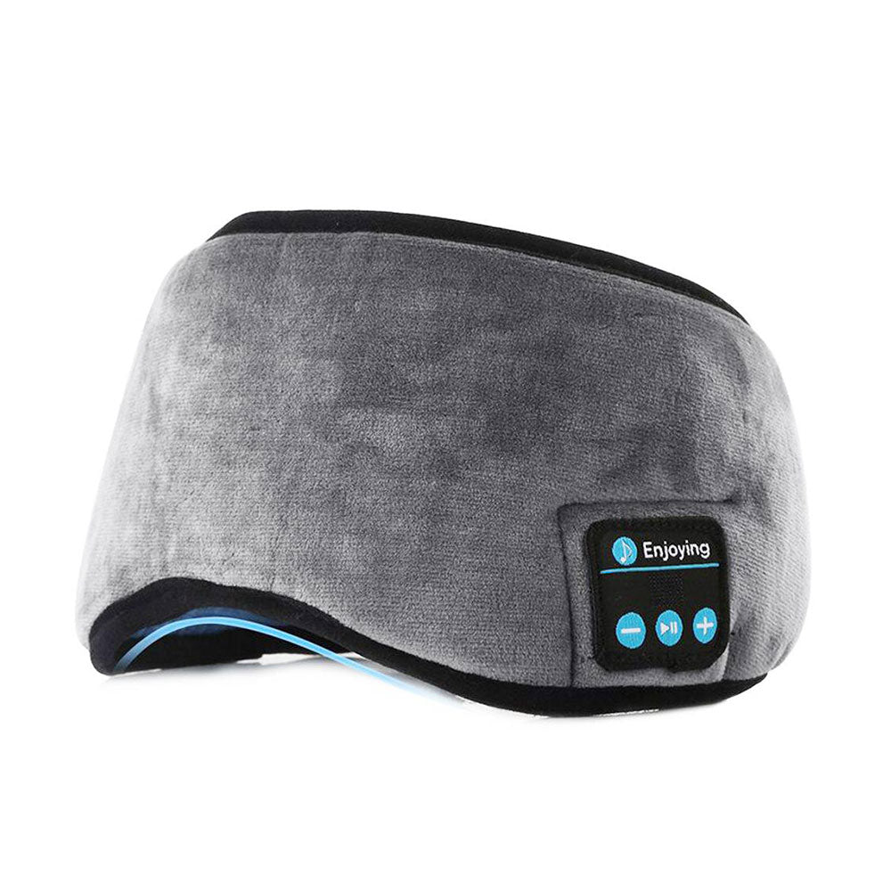 2 in 1 Eye Mask With Wireless Bluetooth Earphones