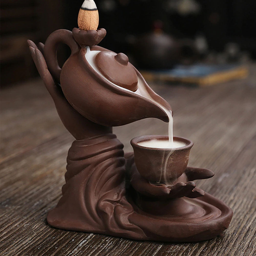 Divine Cupper Backflow Incense Burner