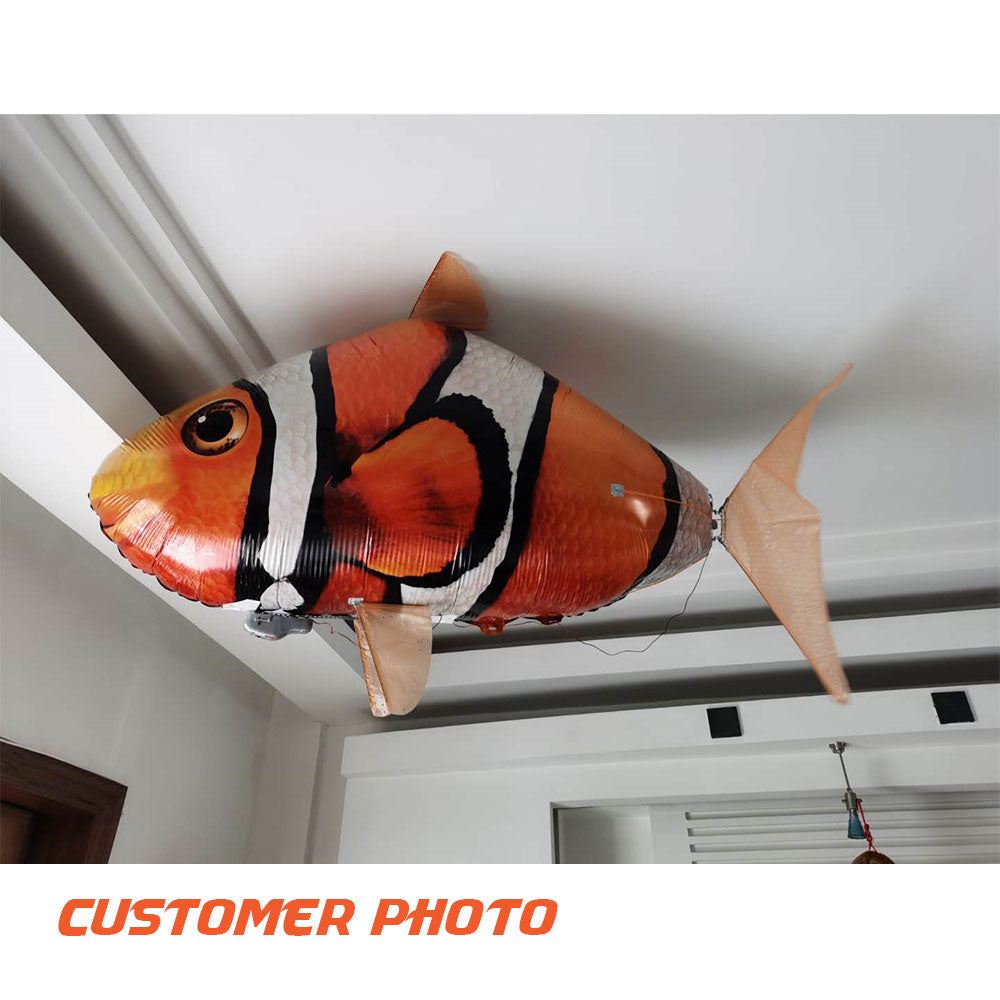 Remote Flying Fish