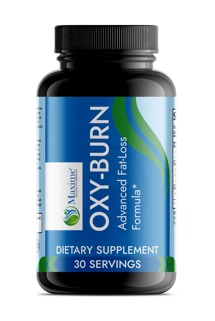 Oxy-Burn - Maxima Vitamin Fat Burner