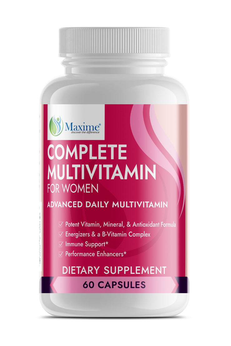 Complete Multi-Vitamin for Women