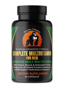 507 – High Potency Men's Multivitamins