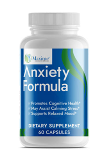 Anxiety Relief Stress Relief Supplement
