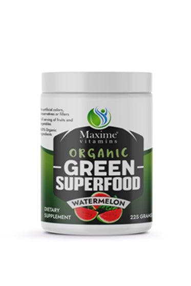 Organic Green Superfood - Watermelon