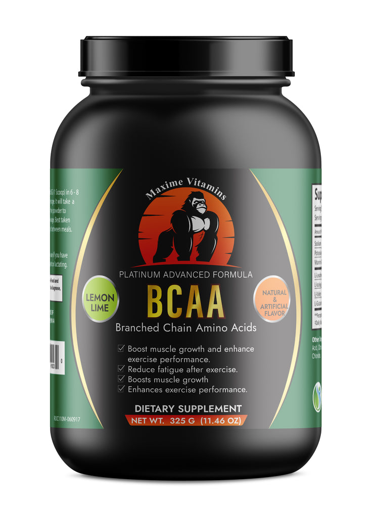 BCAA - Lemon Lime Squeeze