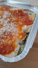 Load and play video in Gallery viewer, Cannelloni ricotta & spinach