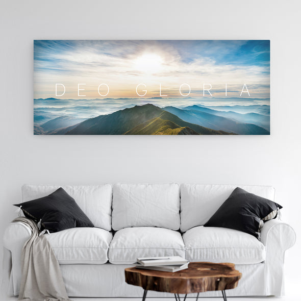 Deo Gloria Wall Art By Canvas HVN