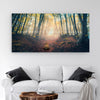 Your Path Is Made By Walking Canvas Wall Art