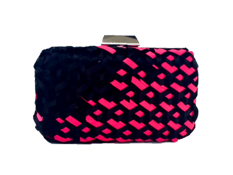 Nadia Handwoven Clutch