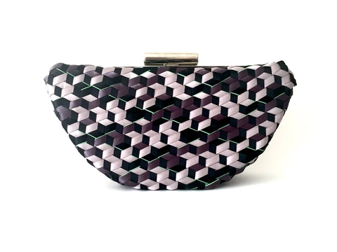 Noni Handwoven Clutch