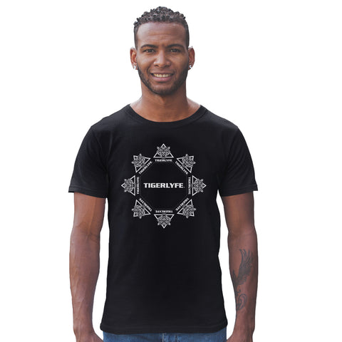 TIGERLYFE Hexagon T-Shirt