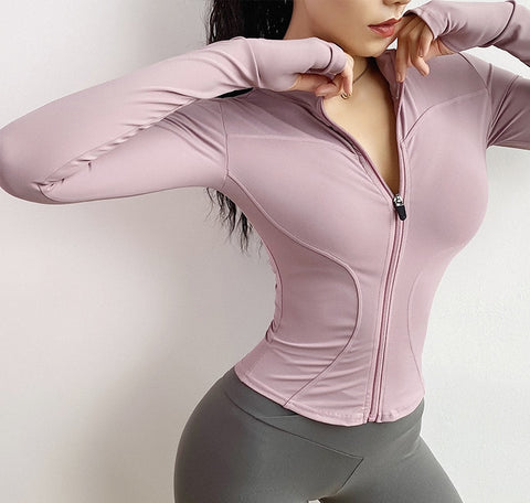 Women Athletic Sport Shirts - Yoga Chance
