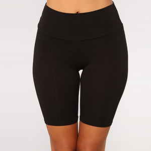 Women's High Waist Sport Shorts Workout - Yoga Chance