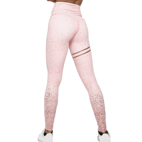 High Waist Seamless Leggings - Yoga Chance