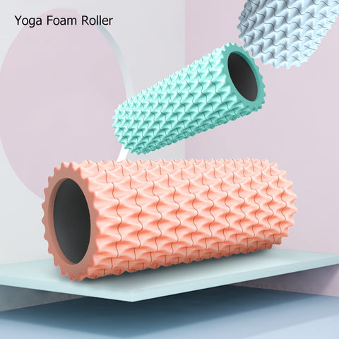 Yoga Muscle Massage Foam Roller
