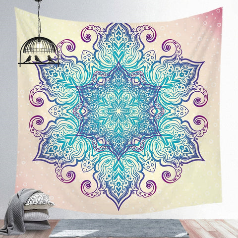 Yoga Wall Hanging - Yoga Chance
