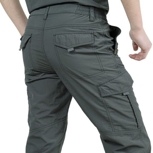 Men's Lightweight Tactical Pants Breathable