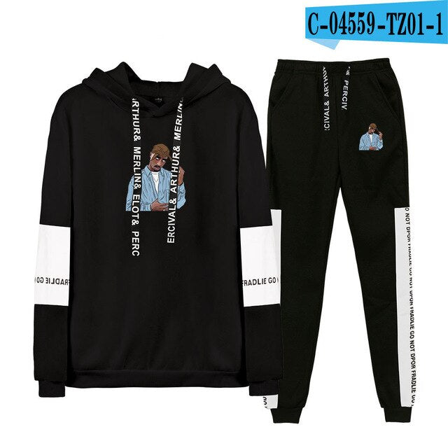 Rapper 2pac Men's Sportswear Sets