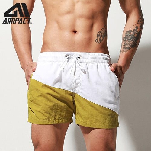 Beachwear Sport Running Hybrid Shorts