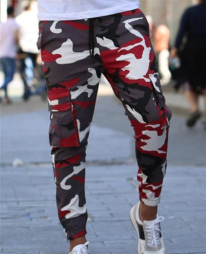New brand Men hip-hop Pencil pants