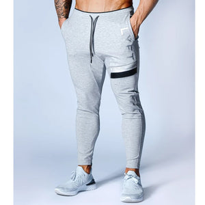 Pants Men Pantalon Homme Streetwear Jogger Fitness Bodybuilding Pants