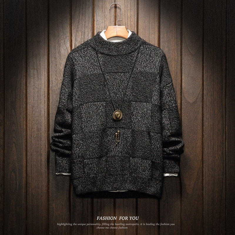 Men'S Sweaters Spring Autumn Winter Clothes
