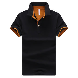 Basic Polo Shirts  for Men