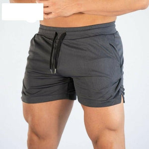 Hirigin Men Fitness Bodybuilding Shorts Summer
