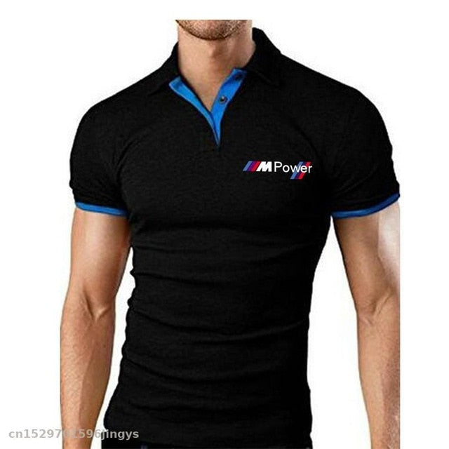 New Motorcycle Men's polo shirt