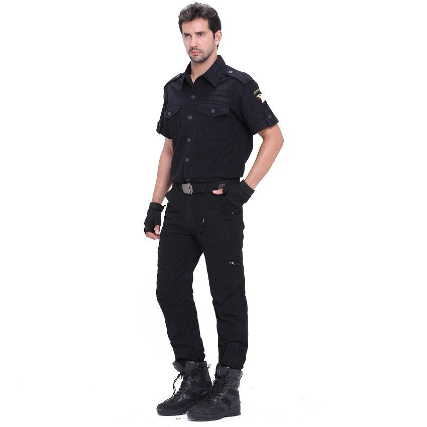Men's Cargo Pants Army Military Style Tactical Pants