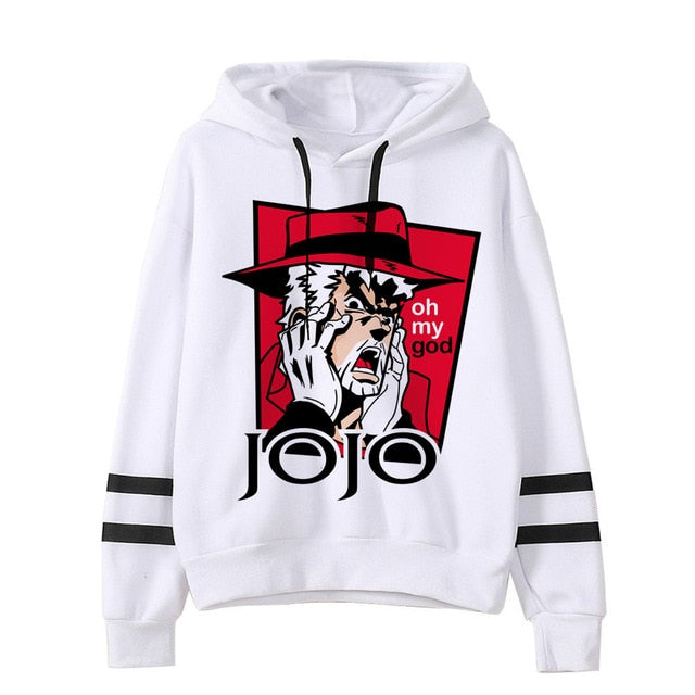 Funny Sweatshirt Harajuku Cartoon Hip Hop