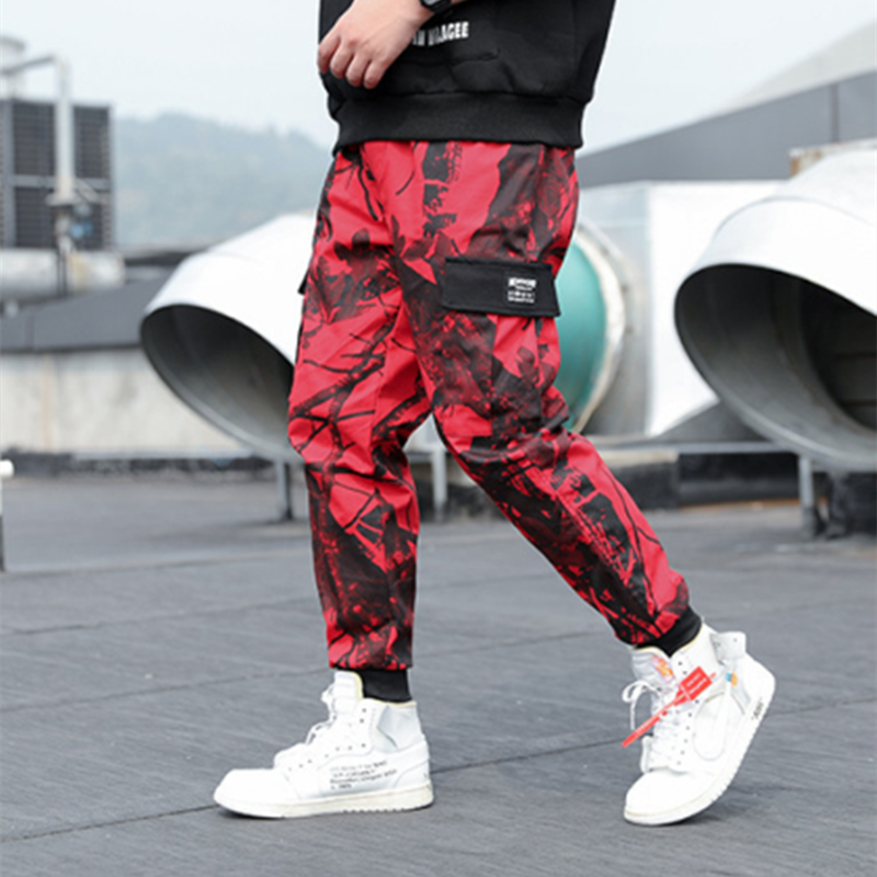 The new street wear hip hop cargo pants