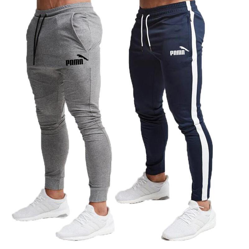 Gym Brand Men Sports Running Pants