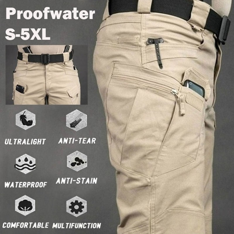 Men Casual Cargo Pants