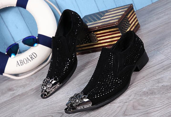 High quality England Style Party Men shoes
