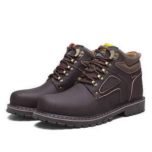 Men Winter Warm Snow Boots