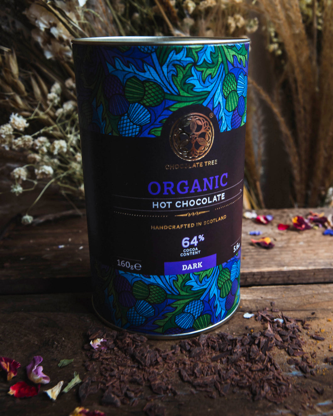 Chocolate Tree Organic 64% Hot Chocolate