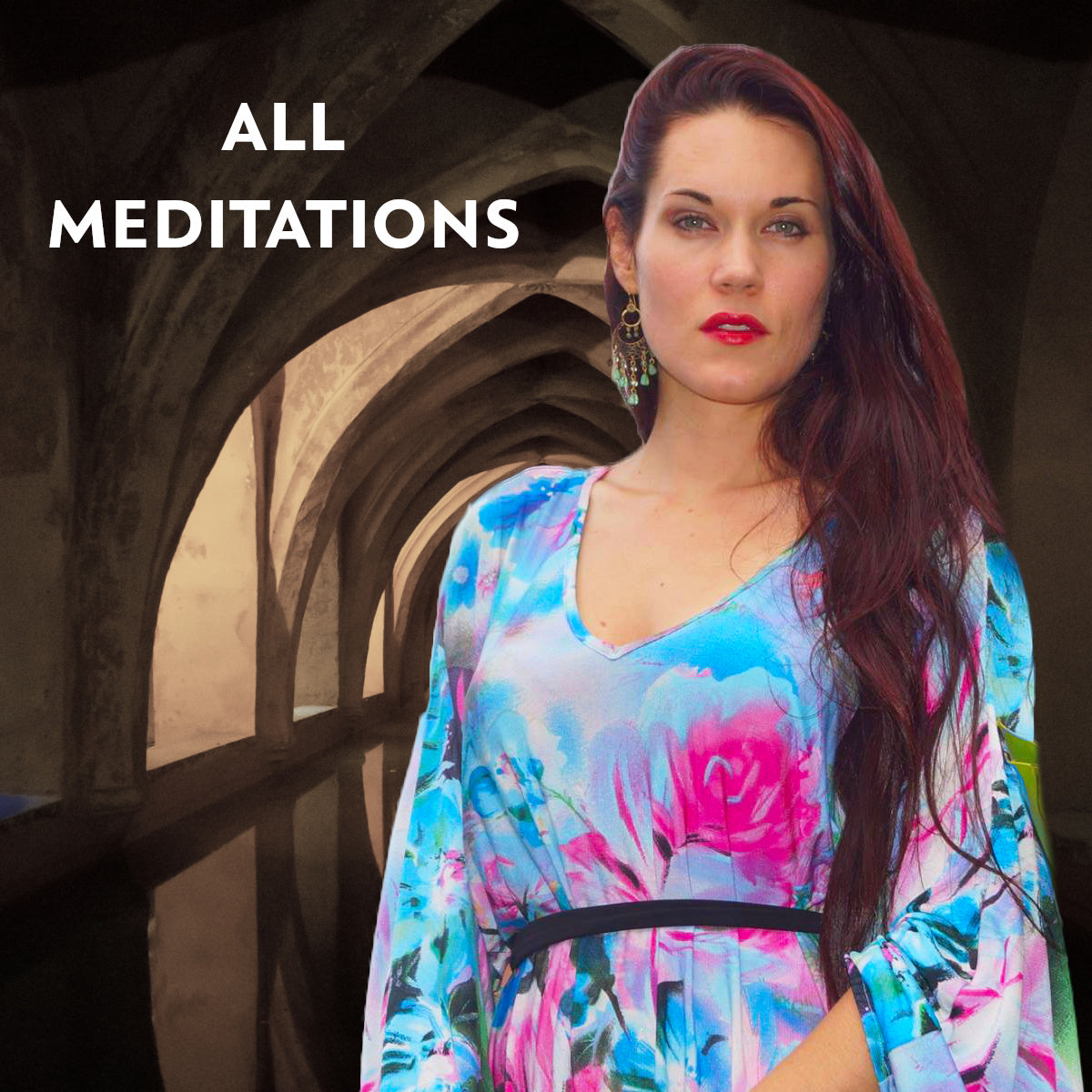 TEAL'S 2020 MEDITATION VAULT - ALL MEDITATIONS!