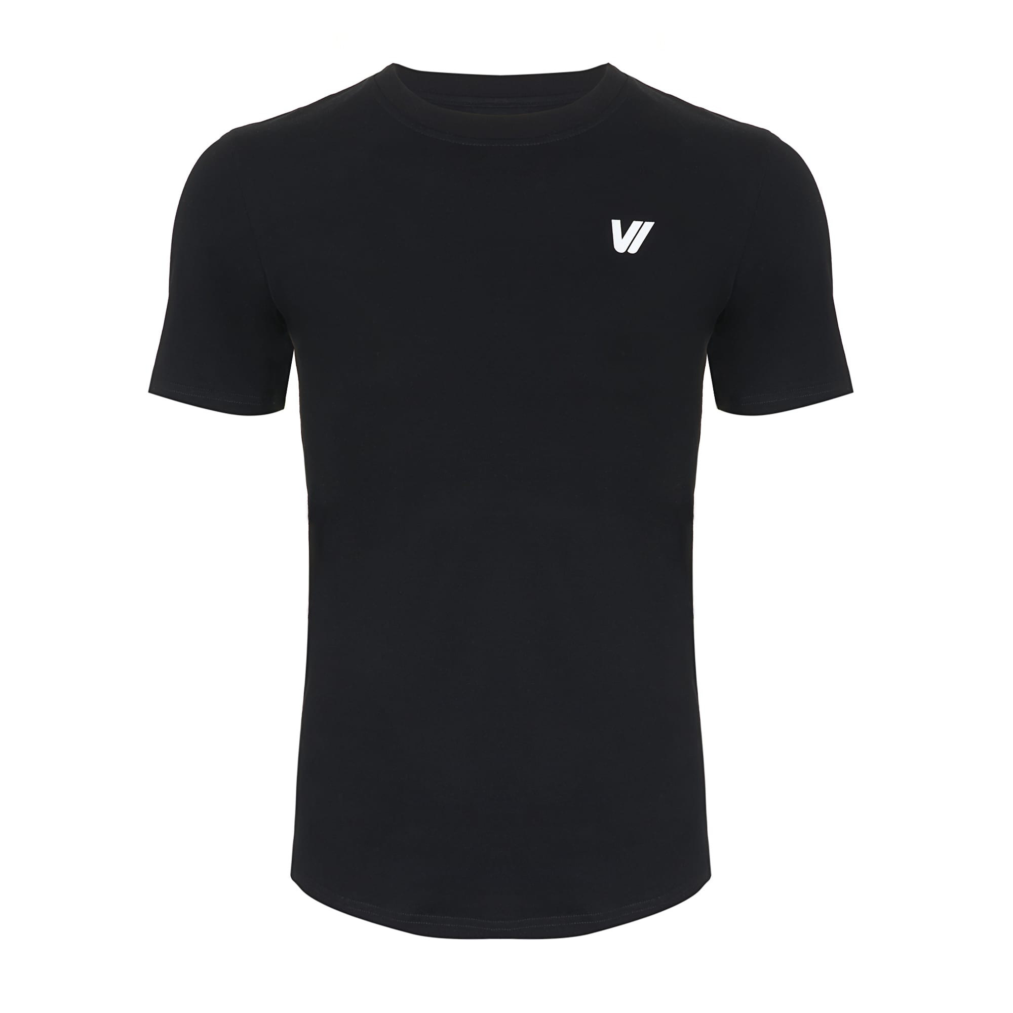 Unisex Running Top - Black