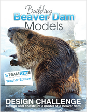 STEAMtrax Kit E - Building Beaver Dam Models Grade 3