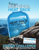 STEAMtrax Kit M - Making A Survival Heat Pack Grade 8