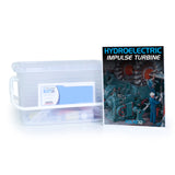 STEAMtrax Kit H - Hydroelectric Impulse Turbine - Grade 9-12