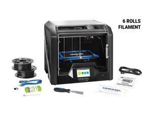 Dremel Digilab 3D45 Bundle (1 Printer, 6 rolls of filament)