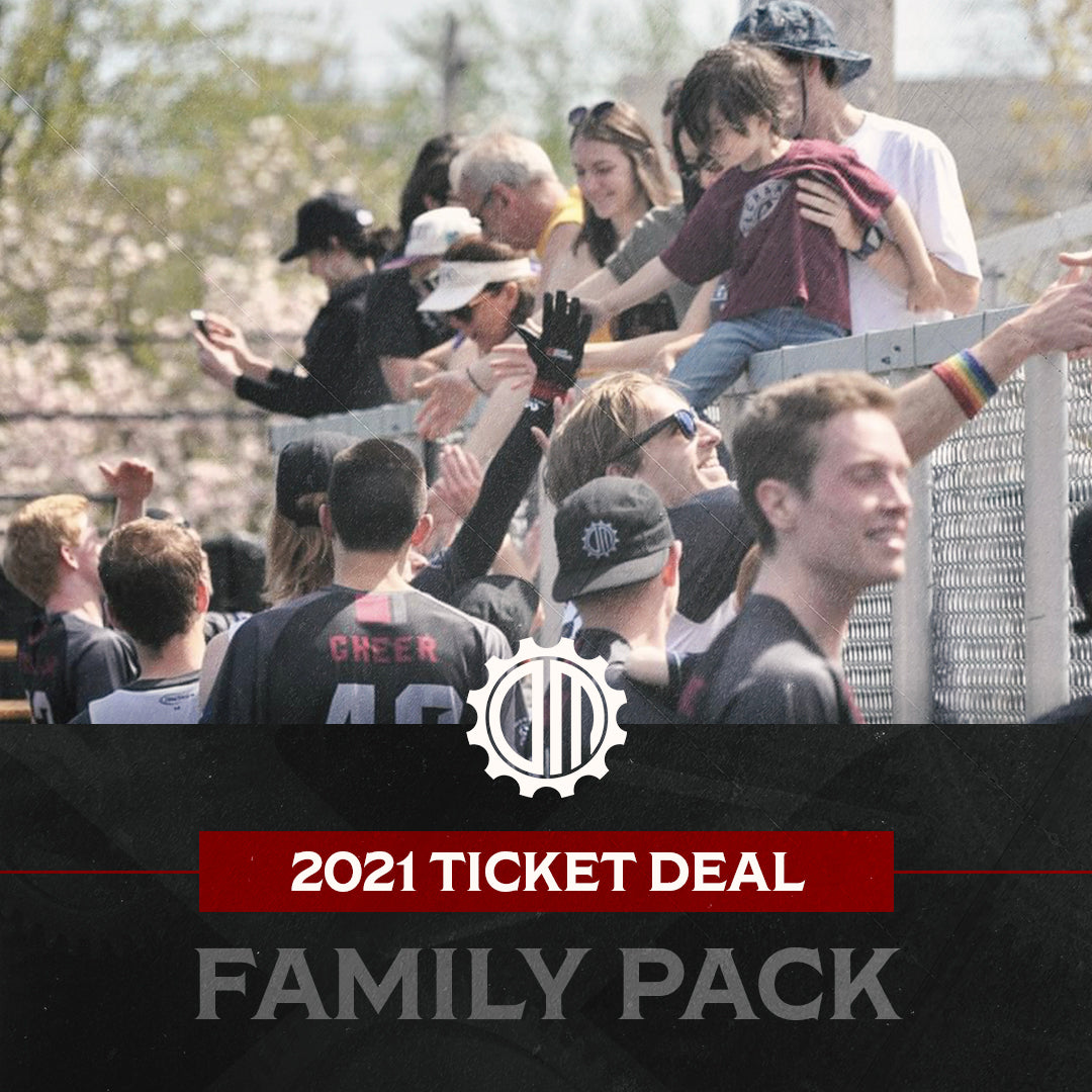 2021 Single-Game Family Pack