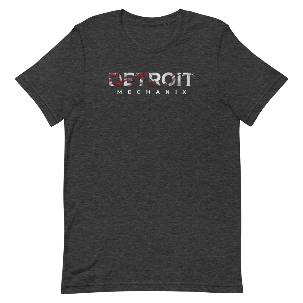 Detroit Geared T-Shirt